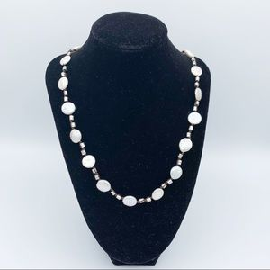 Lucky Brand Mother of Pearl Necklace